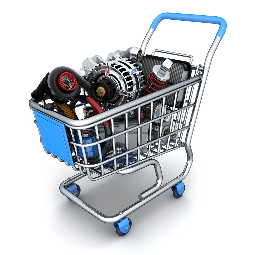 Buying Auto Parts Catalog