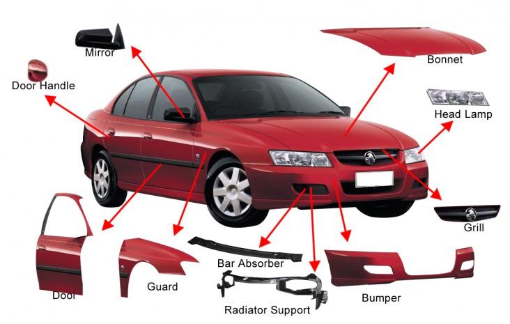 Car Parts Catalog