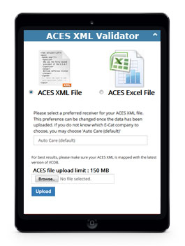Convert ACES To Flat File