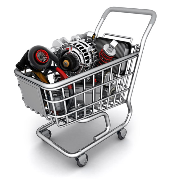 Aftermarket Parts Catalog
