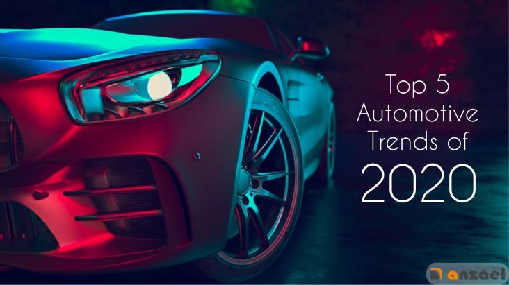 Automotive trends 2020